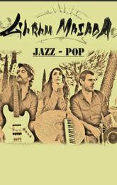 Garam Masada Trio